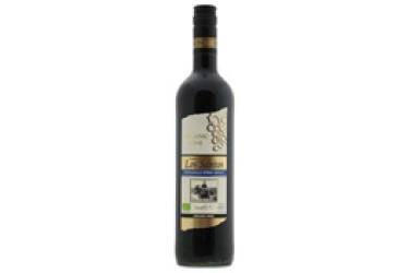 Biologische Rode Wijn Tempranillo Syrah Merlot. (fles 750 ml)