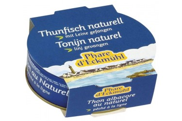 Tonijn Naturel Voordeelverpakking (Phare d'Eckmuhl, 9 x 160 gram)