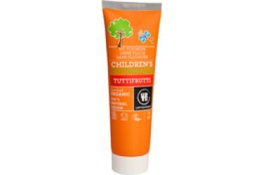 Urtekram Kindertandpasta Tutti Frutti (Zonder Fluoride) (75 ml)