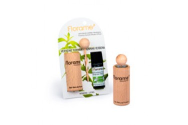 Florame Wooden Diffuser Verbena (Florame, 10 ml)