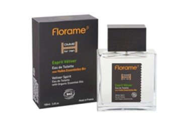 Florame Vetiver Spirit Eau De Toilette MEN (Florame, 100 ml)