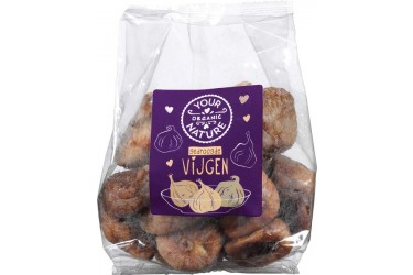 Biologische Vijgen Voordeelverpakking (Your Organic Nature, 6 x 300 gram)