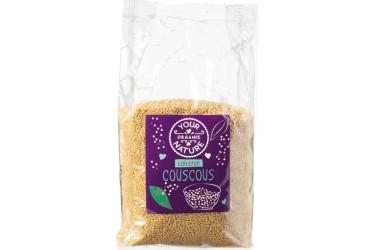 Biologische Couscous Volkoren Voordeelverpakking (Your Organic Nature, 6 x 400 gram)