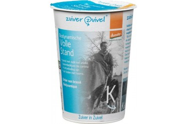 Biologische Volle Stand Yoghurt (Zuiver Zuivel, 500 ml)