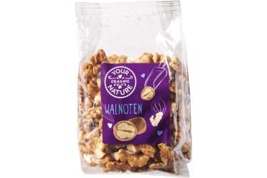 Biologische Walnoten Voordeelverpakking (Your Organic Nature, 8 x 200 gram)
