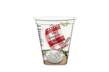 Biologische Crème Frâiche (Weerribben Zuivel, 125 ml)