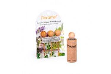 Florame 3 Wooden Sticks (Florame, 1 set)