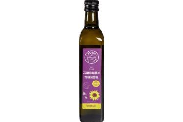 Biologische Zonnebloemolie Voordeelverpakking (Your Organic Nature, 6 x 500 ml)