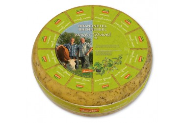 Biologische Kruidenkaas Brandnetel Demeter (Zuiver Zuivel, 400 gram)