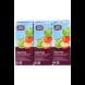 Biologische Appelsap, 3 kleine pakjes (Ekoland, 600 ml)