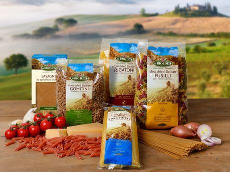 La Bioidea Italiaanse streekproducten