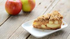 Recept biologische appeltaart elstar appels